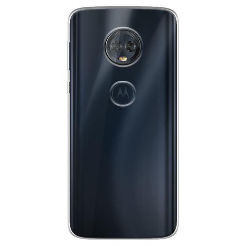Imagem de Capa para Moto E5 Plus de TPU - Transparente