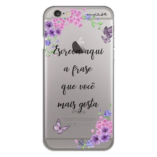 Imagem de Capa para celular - Flores | Com Frase