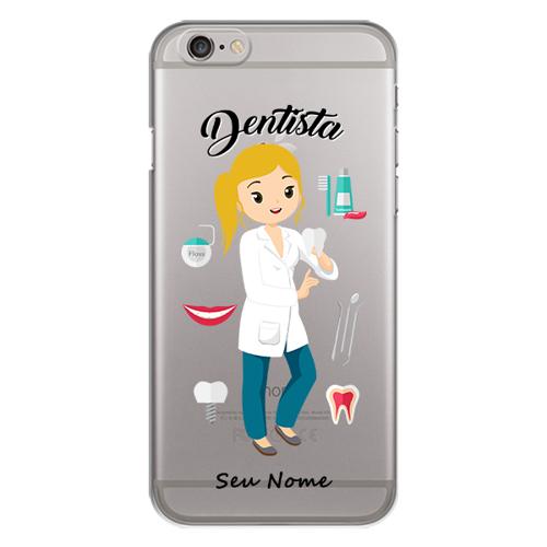 Imagem de Capa para celular - Dentista - Mulher