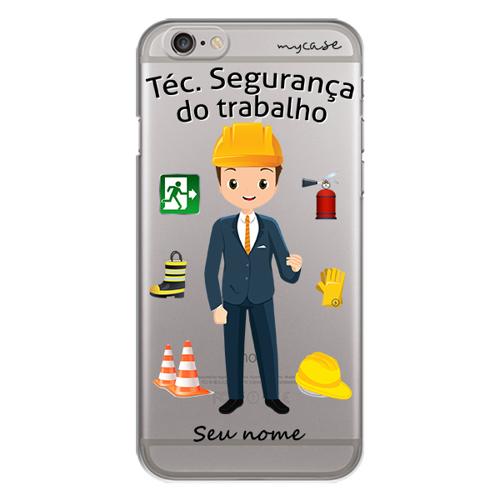 Imagem de Capa para celular - Segurança do Trabalho | Homem
