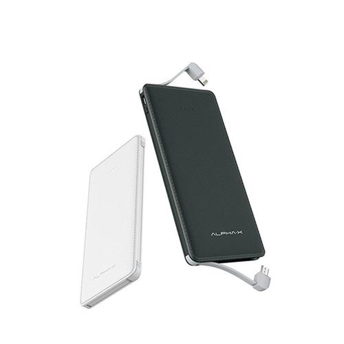 Imagem de Power Bank Bateria Extra Portátil 6000mAh - Alpha X C8