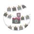Imagem de Pop Socket - Fotografia rosa