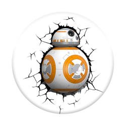 Imagem de Pop Socket - Star Wars | BB8