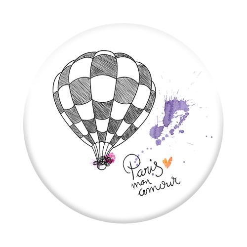 Imagem de Pop Socket - Paris Mon Amour Balão
