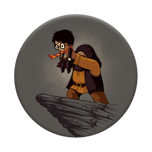 Imagem de Pop Socket - Harry Potter | The Potter King