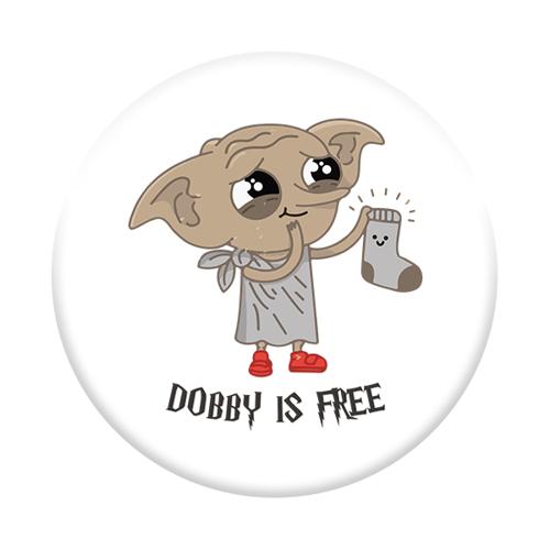 Imagem de Pop Socket - Harry Potter | Doby is free