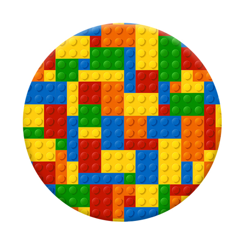 Imagem de Pop Socket - Lego