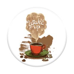 Imagem de Pop Socket - Café - Wake up