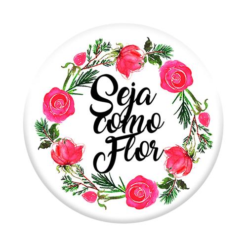 Imagem de Pop Socket - Seja Como Flor
