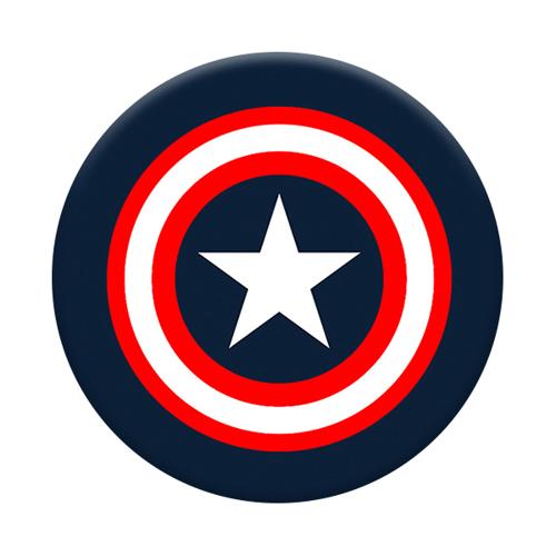 Imagem de Pop Socket - The Avengers | Escudo Capitão América 2