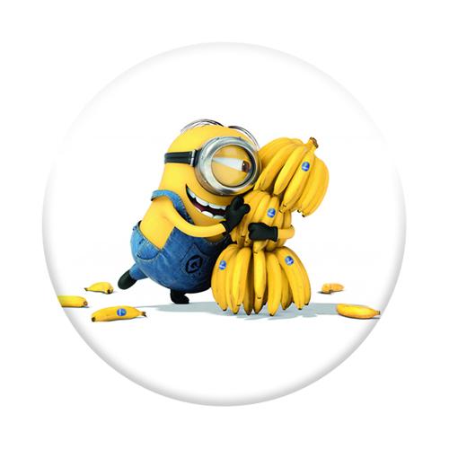 Imagem de Pop Socket - Minions | Bananas
