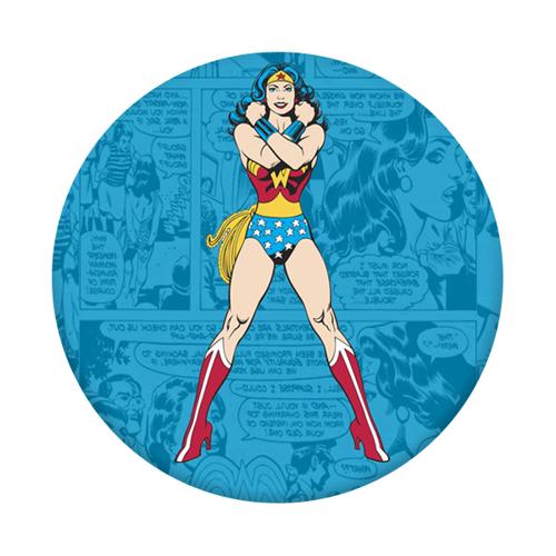Imagem de Pop Socket - História em Quadrinhos | Mulher Maravilha