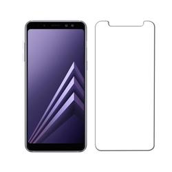Imagem de Película para Galaxy A8 2018 Plus de Vidro Temperado - Transparente