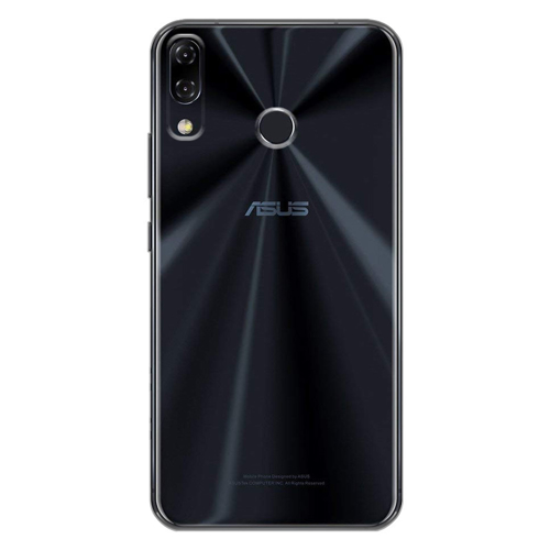 Imagem de Capa para Zenfone 5 e 5Z de TPU - Transparente