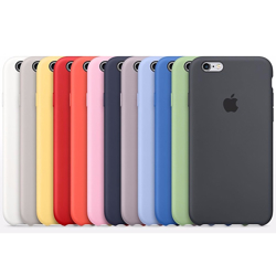 Imagem de Capa para iPhone 6 Plus e 6S Plus de Silicone