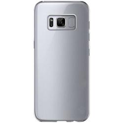 Imagem de Capa para Galaxy S8 de TPU Casca de Ovo - Transparente