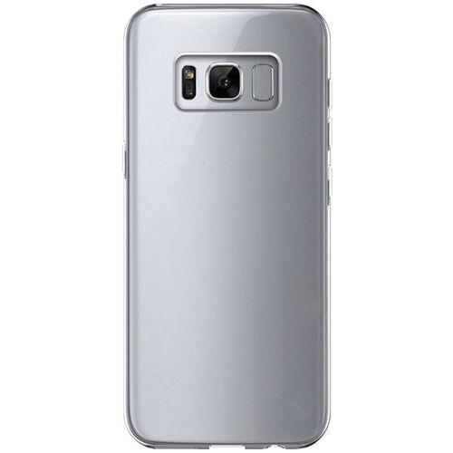Imagem de Capa para Galaxy S8 Plus de TPU Casca de Ovo - Transparente
