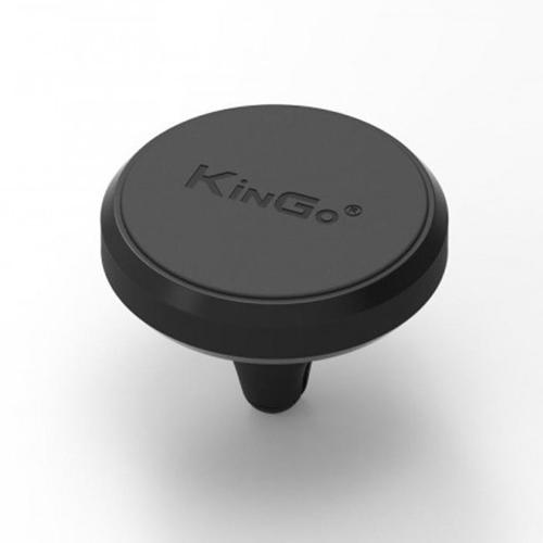 Imagem de Suporte Veicular Magnético Saída Ar Condicionado | Redondo - Kingo