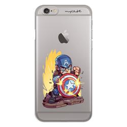 Imagem de Capa para celular - Avengers | Capitão América