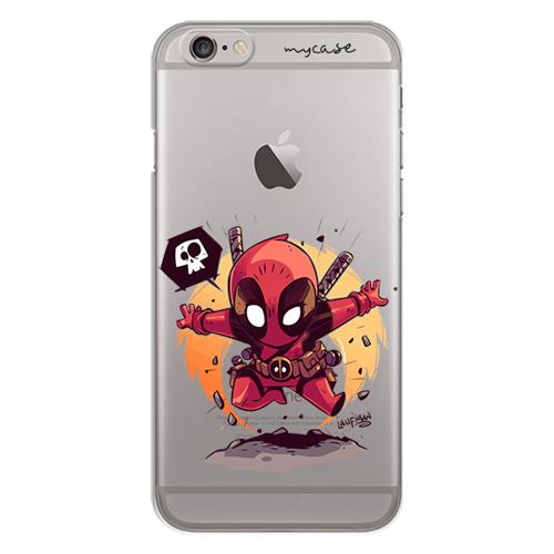 Imagem de Capa para celular - Deadpool 2