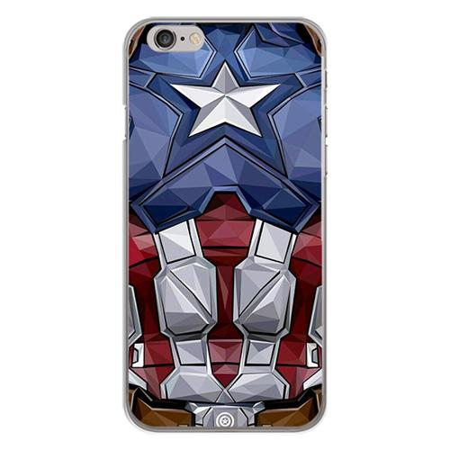 Imagem de Capa para celular - Capitão América | Armadura