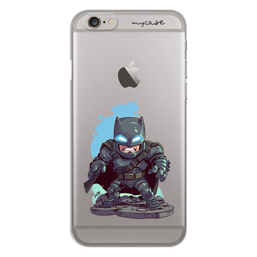 Imagem de Capa para celular - DC Comic | Batman Armor