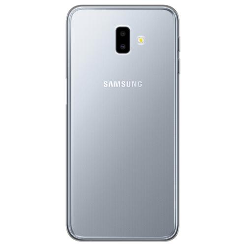 Imagem de Capa para Galaxy J6 Plus de TPU - Transparente
