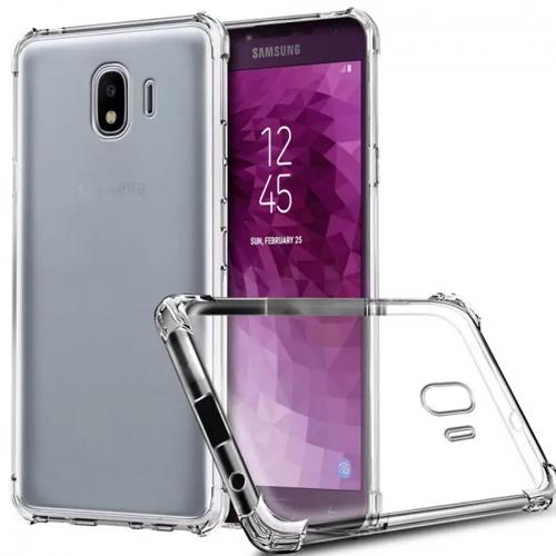 Imagem de Capa para Galaxy J4 Plus de TPU Anti Shock - Transparente