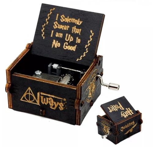 Imagem de Caixinha de Música - Harry Potter