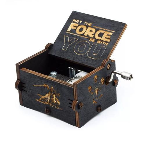 Imagem de Caixinha de Música - Star Wars