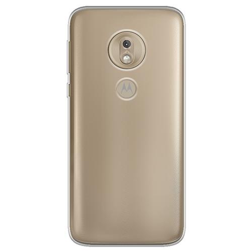Imagem de Capa para Moto G7 Power de TPU - Transparente