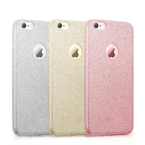 Imagem de Capa para iPhone 7 e 8 de Plástico com Glitter