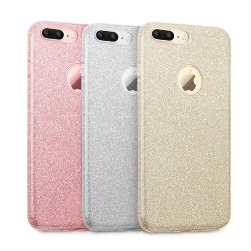 Imagem de Capa para iPhone 7 e 8 Plus de Plástico com Glitter