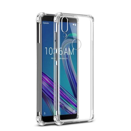 """Imagem de Capa para Zenfone Max Pro M1 6"""" (ZB602KL) de TPU Anti Shock- Transparente"""
