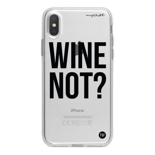 Imagem de Capa para celular - TSF | Wine Not?
