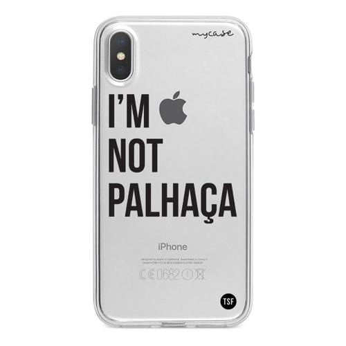 Imagem de Capa para celular - TSF | I'm Not Palhaça