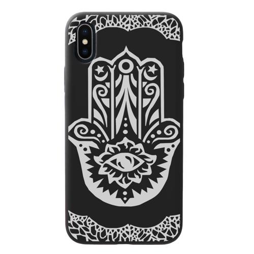 Imagem de Capa para celular Black Edition - Olho que tudo vê