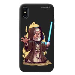 Imagem de Capa para celular Black Edition - Star Wars | Obi-Wan Kenobi
