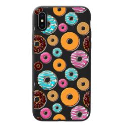Imagem de Capa para celular Black Edition - Donuts