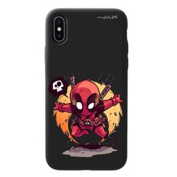 Imagem de Capa para celular Black Edition - Deadpool 2