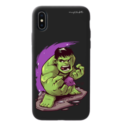 Imagem de Capa para celular Black Edition - Avengers | Hulk