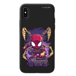 Imagem de Capa para celular Black Edition - Iron Spider | Infinity War