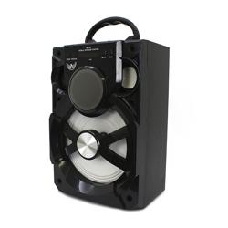 Imagem de Caixa de Som Bluetooth A-76 - LTOMEX | Preta