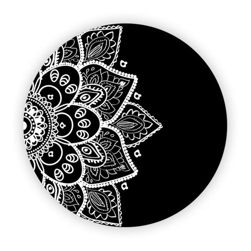 Imagem de Pop Socket - Mandala 2 | Preto