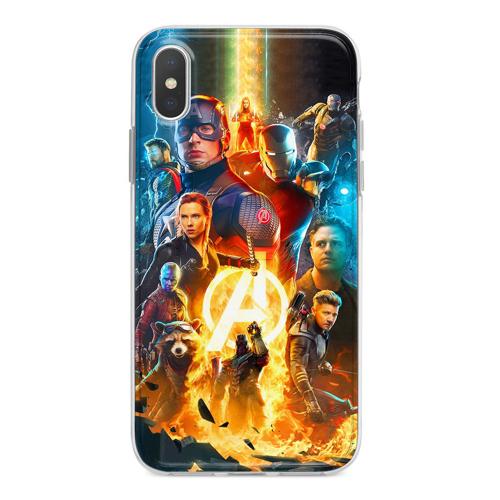 Imagem de Capa para celular - Vingadores | Ultimato