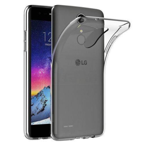 Imagem de Capa para LG K10 Pro de TPU - Transparente