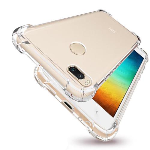 Imagem de Capa para Xiaomi MI 8 Lite de TPU Anti Shock - Transparente