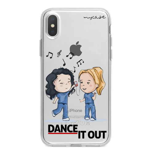 Imagem de Capa para celular - Grey's Anatomy | Dance It Out