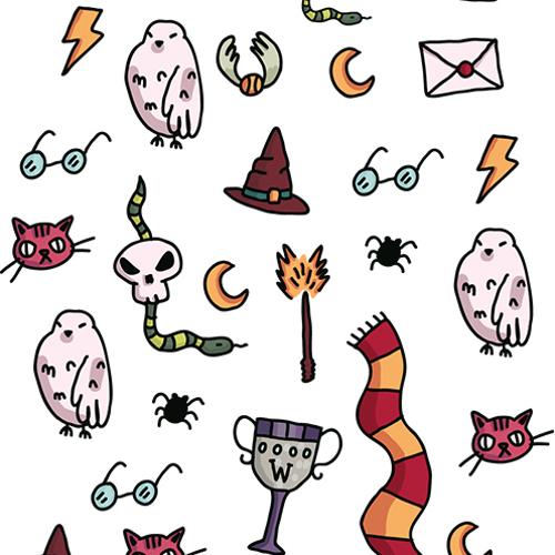 Imagem de Pop Socket - Mundo Harry Potter