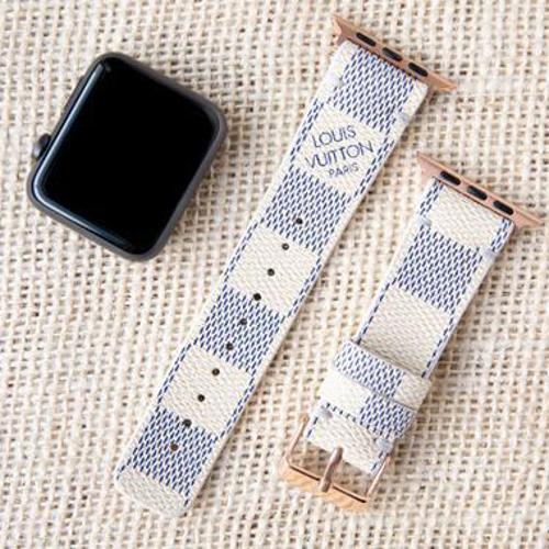 Imagem de Pulseira Louis Vuitton Paris para Apple Watch